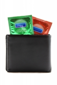 Condoms In Black Wallet by Vichaya Kiatying-Angsulee from freedigitalphotos.net
