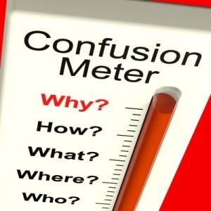 ID-10097392  Confusion Meter by Stuart Miles freedigitalphotos.net