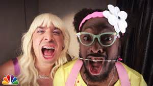 "LMAO! Jimmy Fallon Featuring will.i.am – ""Ew!"""