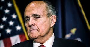 Psst… Yeah You, Giuliani – Your Slip is Showing