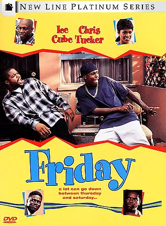"Happy Twentieth Anniversary ""Friday""!"