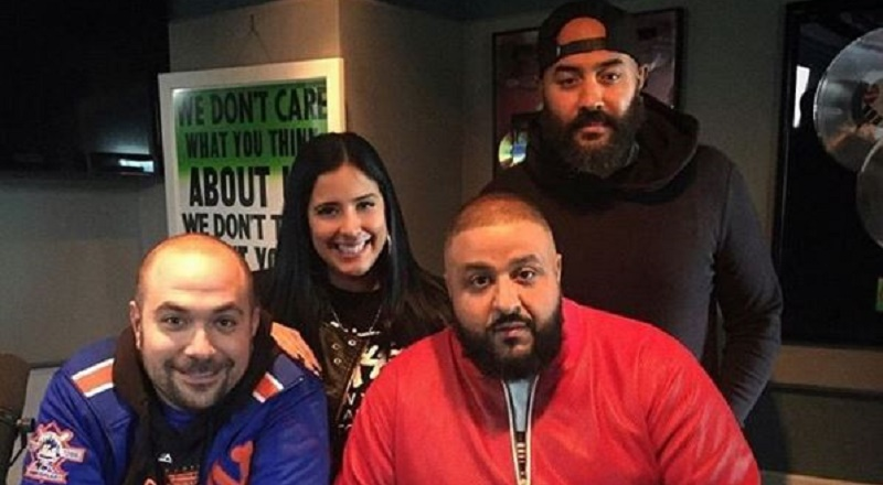 DJ Khaled's Hot 97 Interview – Energy on Energy on Energy!